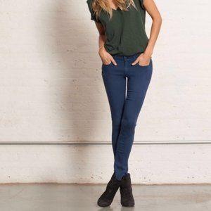 RAG & BONE Skinny Jeans Maya Blue {U19}